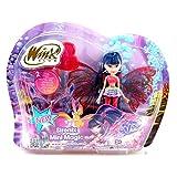 Musa | Sirenix Mini Magic Bambola | Winx Club | Fata con Trasformazione 12 cm