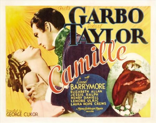 Camille Plakat Movie Poster (30 x 40 Inches - 77cm x 102cm) (1937)