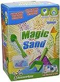 Science4you - Magic Sand, Juego Creativo con 15 experimentos, +6 años...