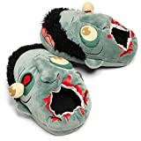 ThinkGeek inglesa Zombie Plush Slippers