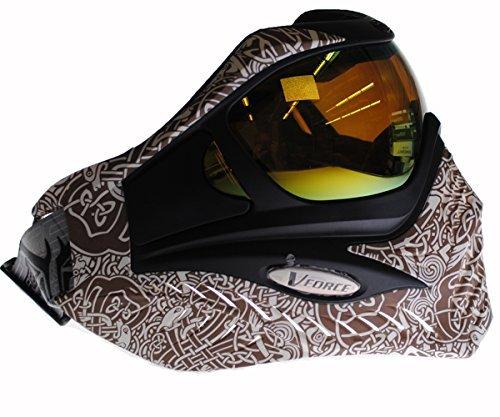 V-Force Grill Paintball Maske/Goggle-Limited Edition-Keltisches Erde -
