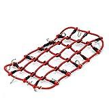 1:10 Simuler le filet de bagage élastique pour Rock Crawler D90 SCX10 90046 Traxxas TRX-4 Accessoires de voiture RC