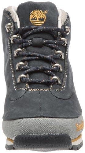 Timberland Bromilly, Chaussures montantes garçon Bleu (Blue)
