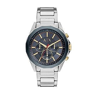 Armani Exchange Analog Blue Dial Men's Watch – AX2614