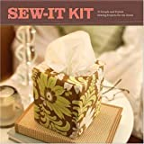 Sew-It Kit: 15 Simple and Stylish Sewing Projects for the Home by Amy Butler (2007-09-06)