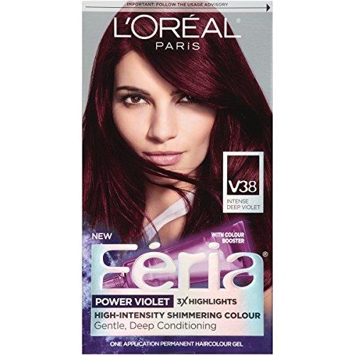 loreal-paris-hair-color-feria-multi-faceted-shimmering-color-v38-violet-noir-intense-deep-violet-by-