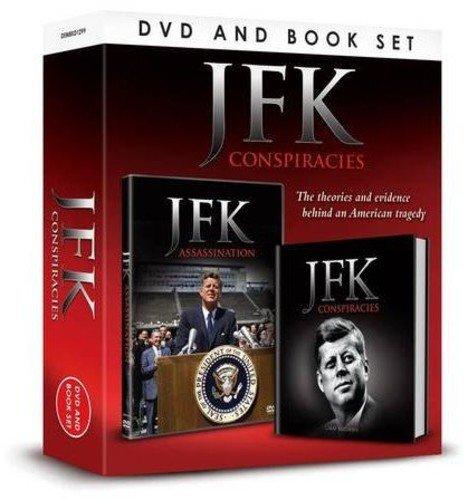 The JFK Conspiracies (Portrait Dvdbook Gift Set)