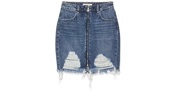 Educazione scolastica Proporzionale scorta  Guess Sweater Skirt Gonna Donna odontotal.com.uy