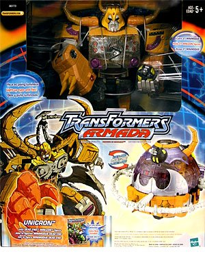 Transformers: Armada > Unicron Action Figure Hasbro Toy by Hasbro (Unicron Spielzeug)