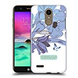 Official Turnowsky Mono Blooms Essence Of Blossom Hard Back Case for LG K10 (2018)