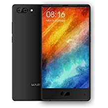 MAZE Alpha 4G Smartphone Android 7.0 Pantalla FHD 6.0 pulgadas sin bisel Octa-core 2,5 GHz 4GB RAM 64GB ROM 13.0MP + 5.0MP dual cámara trasera 5.0MP Frente Huella dactilar 4000mAh