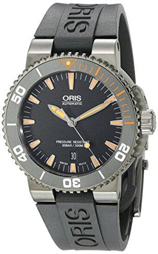 Oris Herren 73376534259rs1Swiss Automatische schwarz Armbanduhr