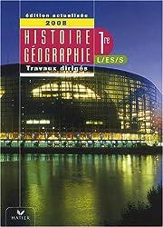Histoire Géographie 1e L-ES-S