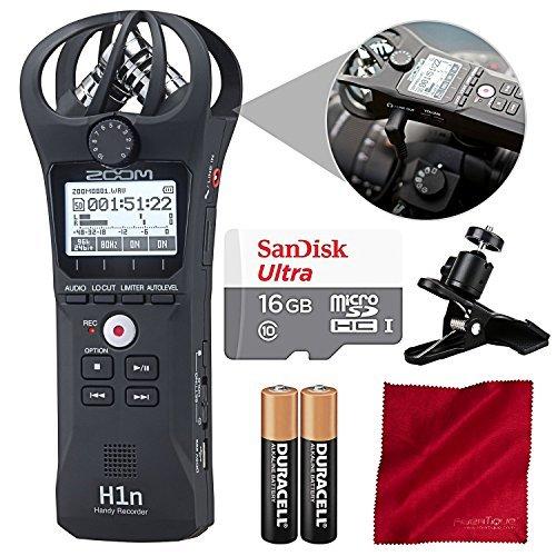 Zoom_H1N_Kits Zoom/Fotoeinsparung Deluxe Zoom Studio Kit