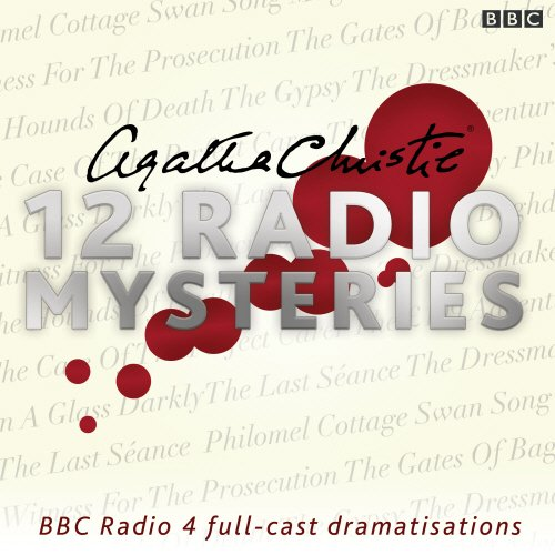 Agatha-Christie-Twelve-Radio-Mysteries-Twelve-BBC-Radio-4-dramatisations-BBC-Audio