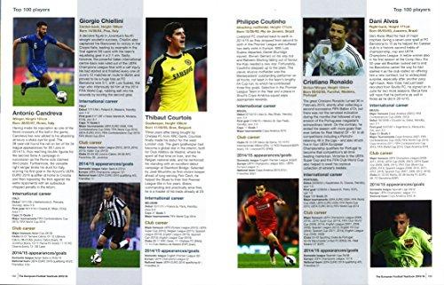 Zoom IMG-3 the european football yearbook 2015