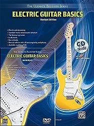 Ultimate Beginner Electric Guitar Basics Mega Pak: Book, CD & DVD (The Ultimate Beginner Series) by Keith Wyatt (2001-11-01)