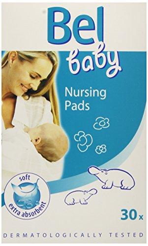 Bel Baby - Nursing Pad - Disques d'allaitement - 30 unités