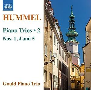 Hummel:Piano Trios Vol. 2 [Gould Piano Trio] [NAXOS: 8573261] from NAXOS