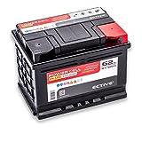 ECTIVE 62Ah 620A EPC PLUS-Serie 12V Autobatterie...