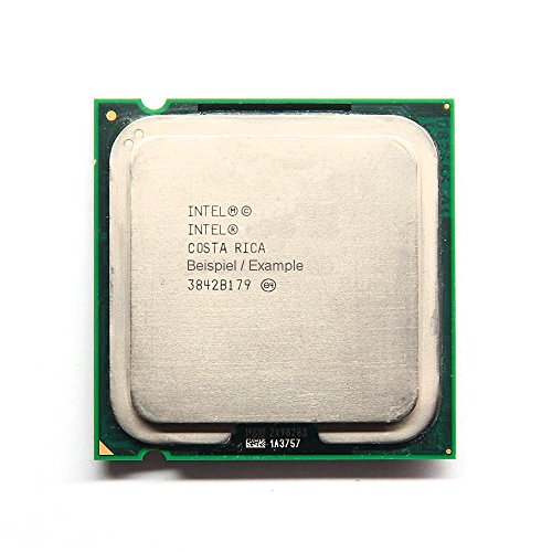 Intel Core 2 Duo E7400 SLB9Y 2x2.8GHz/3MB/1066MHz Sockel/Socket LGA775 Dual CPU -