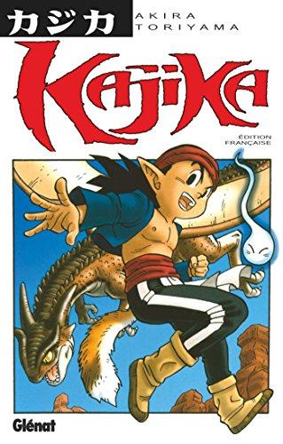 Kajika (Histoires courtes de Toriyama)