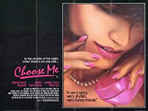 Choose Me - Movie Poster - 28*44