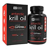 Best Krill Oil Supplements - Sports Research #1 Pure Antarctic Krill Oil Review