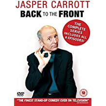 Jasper Carrott - Back To The Front Complete