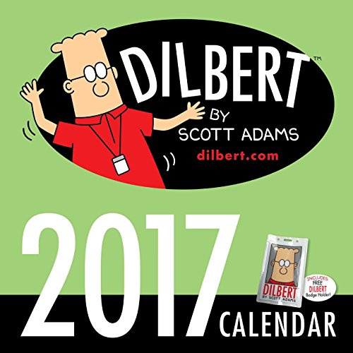 Dilbert 2017 Wall (Square Wall) par Andrews McMeel Publishing