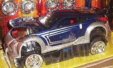 NISSAN 350Z 350 Z COUPE LILA TOKYO DRIFT FAST FURIOUS 1/20 AMT ERTL MODELLAUTO MODELL AUTO