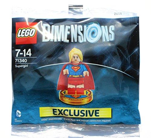 Preisvergleich Produktbild Lego Dimensions 71340 - Supergirl (plattformunabhängig)