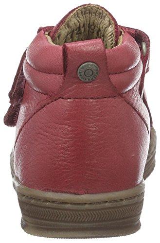 bellybutton Unisex Baby Lauflerner Lauflernschuhe Rot (Rosso)