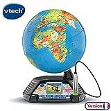 VTech- Globo Video interattivo elettronico educativo, per Computer, tabelle e Giocattoli Genius XL, 80-605465, Multicolore