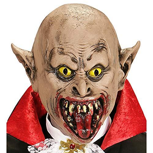 Widmann 00395 - Maske Vampir für Erwachsene