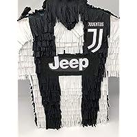 Pignatta Maglia Juventus (pentolaccia, pinata) stupenda pignatta per piccoli tifosi, per feste di compleanno. Personalizzabile con nome e anni.