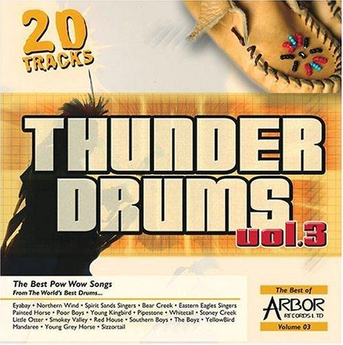 Thunder Drums, Vol. 3 by Mandaree Singers (2004-11-02)