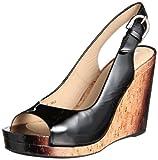 Geox Damen Kleid Sandalen, Schwarz - Schwarz - Größe: 35 EU