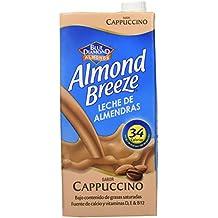 Almond Breeze Bebida de Almendra Cappuccino - Paquete de 6 x 1000 ml - Total: