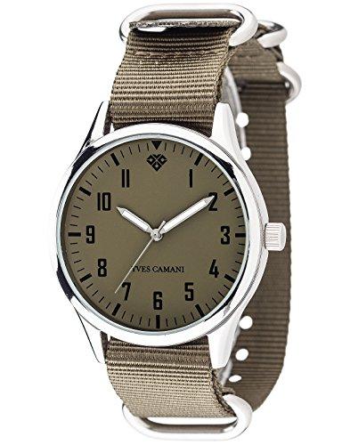 yves-camani-yc1084-c-orologio-da-polso-quadrante-analogico-da-donna-cinturino-in-nylon-colore-marron