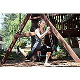 Schlingentrainer, Fivanus Suspension Trainer Aufhängung Heavy Training Duty Pro Fitnessgerät Schlingentraining, Crossfit Fitness Trainer - 5