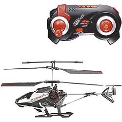 Sky Rover - Helicóptero con control de voz & 12 comandos - 24x21x11 cm (ColorBaby 41840)