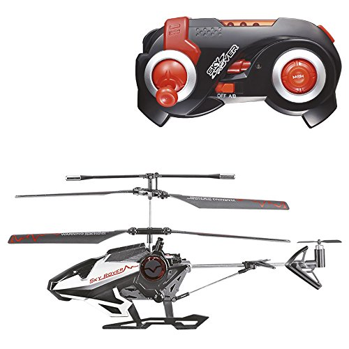 Sky Rover - Helicopter with voice control & 12 commands - 24 x 21 x 11 cm (ColorBaby 41840)