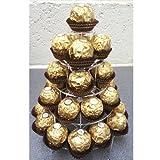 Super Cool Creations Ferrero Rocher/Sweet Ständer â € Rund â € 5Stufe