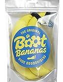 Boot Bananas - Angenehm riechende und Feuchtigkeit absorbierende Schuherfrischer für Kletterschuhe, Laufschuhe und andere Käsefüße!