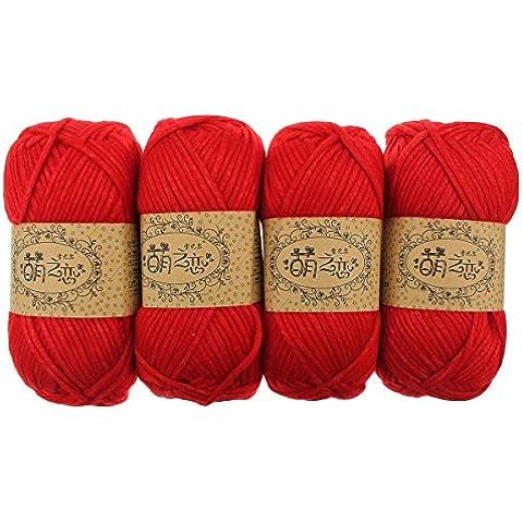 KING DO WAY Liscia morbida lana cotone