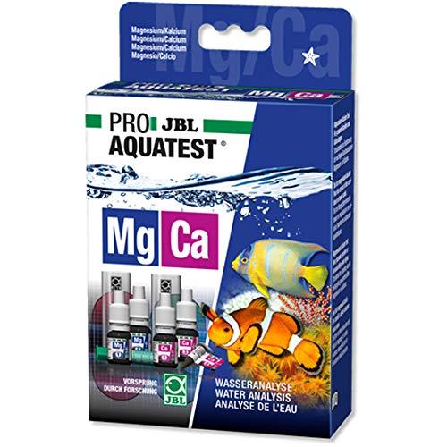 Pro AquaTest JBL Mg-Ca Magnesium-Calcium Schnelltest zur Bestimmung des Magnesium-/