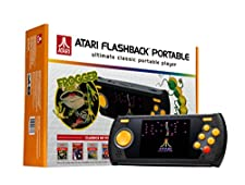 Console Portable Atari Retro Flashback 7 + 60 Jeux