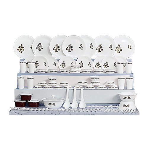 Cutting Edge 101 Piece Microwave Designer Dinner Set