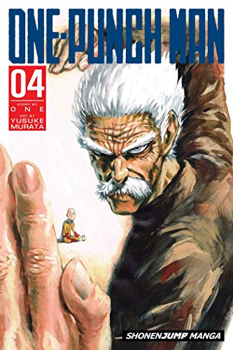 One-Punch Man, Vol. 4 (1 4 Punch)